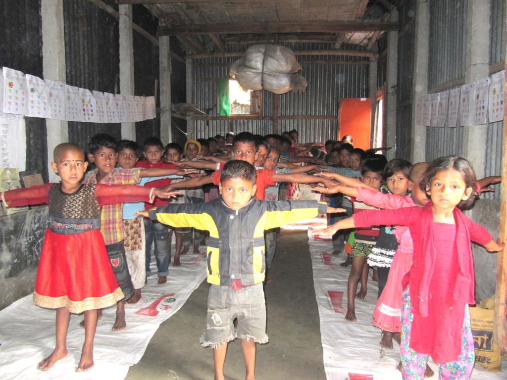 Bhatshala Purbo Hati CDC School 04